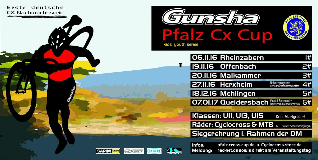 Flyer Gunsha Cx Cup 2016
