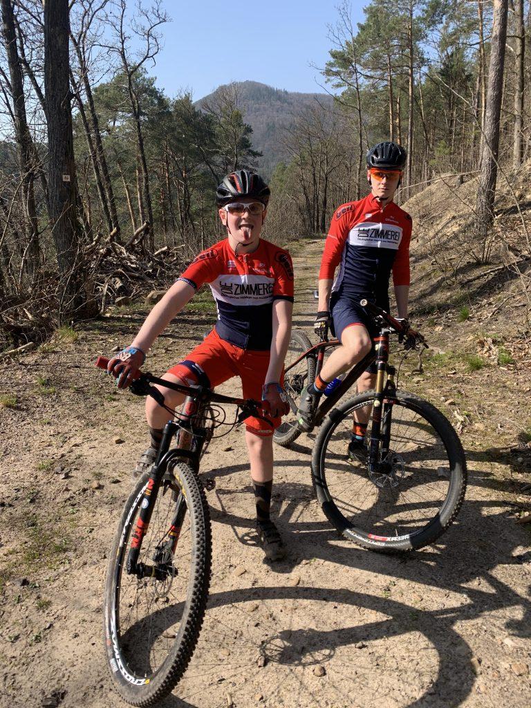 Julien und Luca